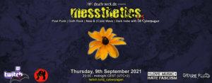 09.09.2021: messthetics 15 Livestream