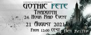 Der Keller Gothic Fête Livestream - 21.08.2021