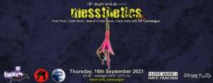 16.09.2021: messthetics 16 Livestream