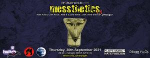 30.09.2021: messthetics 18 Livestream