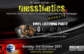 03.10.2021: messthetics sundays 18 Livestream