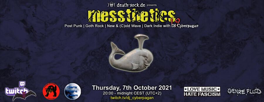 07.10.2021: messthetics 19 Livestream