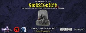 14.10.2021: messthetics 20 Livestream