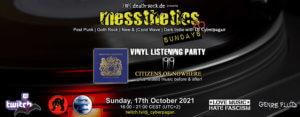 17.10.2021: messthetics sundays 20 Livestream