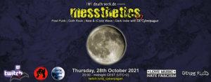 28.10.2021: messthetics 22 Livestream