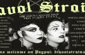 16.10.2021: Diavol Strain Fundraising Fest Livestream