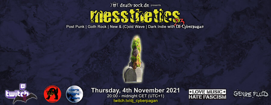 04.11.2021: messthetics 23 Livestream