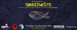 11.11.2021: messthetics 24 Livestream