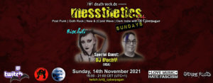 14.11.2021: messthetics sundays 24 Livestream