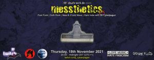 18.11.2021: messthetics 25 Livestream