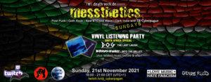 21.11.2021: messthetics sundays 25 Livestream