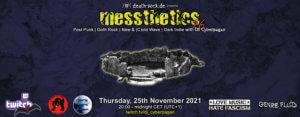 25.11.2021: messthetics 26 Livestream