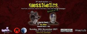 28.11.2021: messthetics sundays 26 Livestream